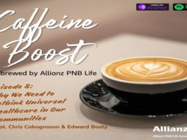 """Allianz PNB Life Launches Podcast """"Caffeine Boost"""", Taps Reach52, Universal Health Care Advocate 2020 - Microinsurance Philippines"""