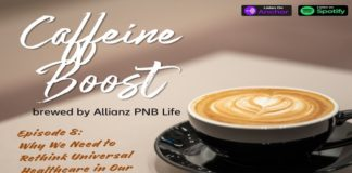 "Allianz PNB Life Launches Podcast ""Caffeine Boost"", Taps Reach52, Universal Health Care Advocate 2020 - Microinsurance Philippines"
