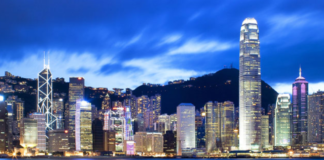 Hong Kong and its banks facilitate