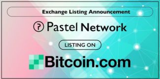 Pastel Network Announces the Listing