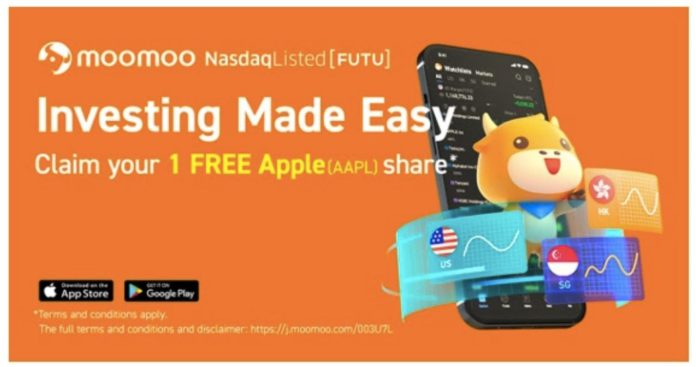 Futu SG's New Referral Programme Share leh! Rewards Users for Sharing