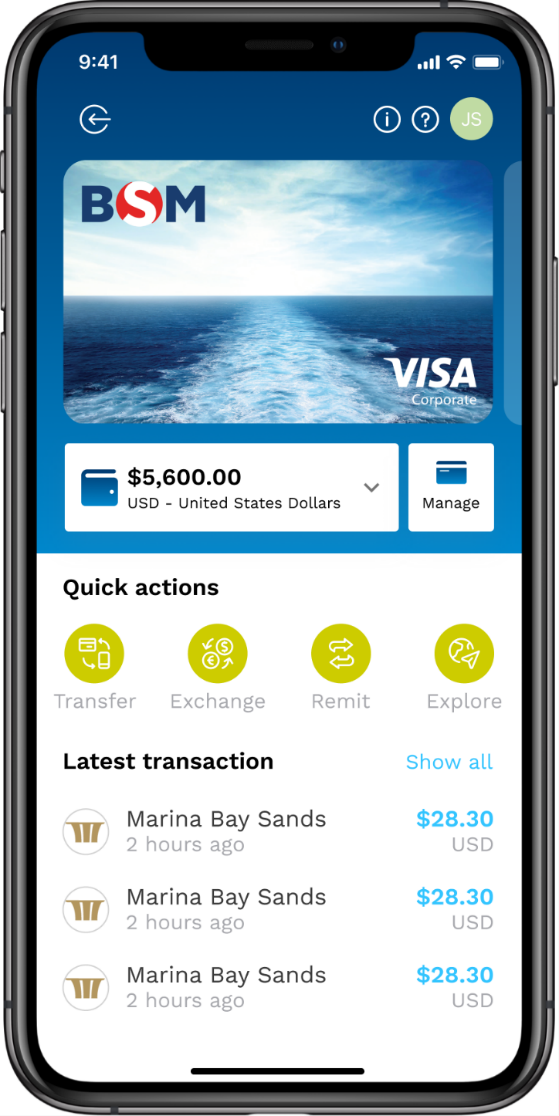 Nium Launches Global Payments Solution for Maritime Companies
